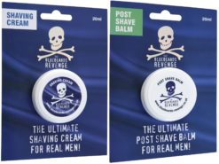 Bluebeard cream and balm
