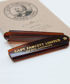 Captain Fawcett Beard Comb 82T