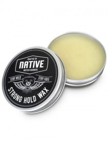 Native Products Strong Hold Wax