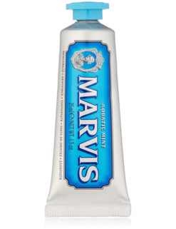 Marvis Aquatic Mint Toothpaste Travel