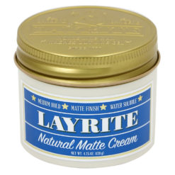 Layrite Natural Matte Cream4