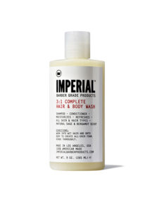 Imperial Barber Products 3to1 Complete Hair And Body Wash