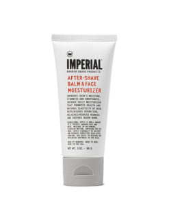 Imperial Barber Products After Shave Balm And Face Moisturizer