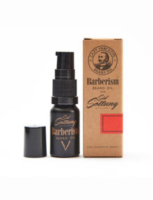 Captain Fawcett Barberism Beard Oil 10ml Travel Sized