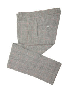 Relco Mens Prince Of Wales Trousers
